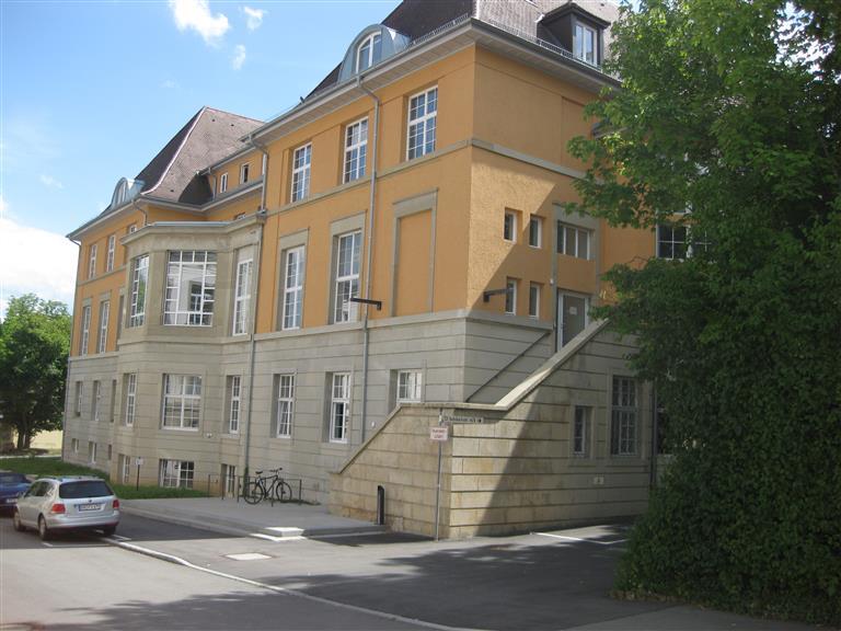 Alte Frauenklinik, Tübingen